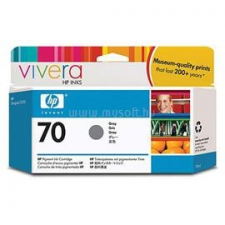 HP 70 130-ml Grey Ink Cartridge (C9450A) nyomtatópatron & toner