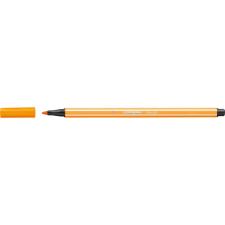 Stabilo International GmbH - Magyarországi Fióktelepe STABILO Pen 68 filctoll narancs filctoll, marker