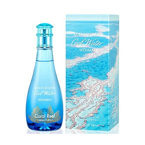 Davidoff Cool Water Coral Reef Summer 2014 EDT 100 ml