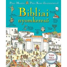 Bibliai nyomkereső gyermek- és ifjúsági könyv