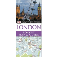 London - DK Pocket Map and Guide utazás