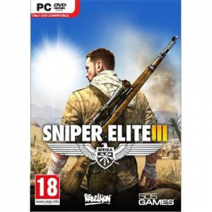505 Games Sniper Elite 3 - PC