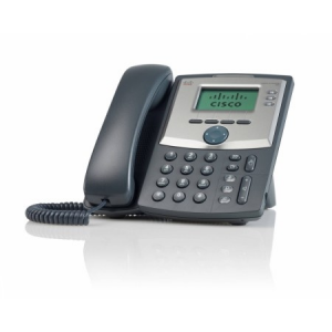 Cisco SPA501G 8 vonalas VoIP telefon