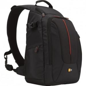 Case Logic Case Logic DCB-308K - SLR fényképezőgép táska, fekete/piros