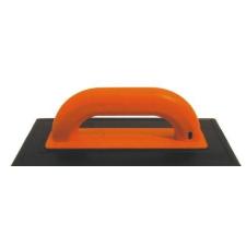 Simító, gumis, 275 mm x 130 mm x 8 mm barkácsolás, csiszolás, rögzítés