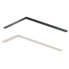 Derékszög, ácsderékszög, asztalos derékszög, 300 x 200 mm barkácsolás, csiszolás, rögzítés