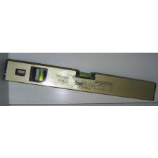 Vízmérték, eloxált arany, 60 cm barkácsolás, csiszolás, rögzítés