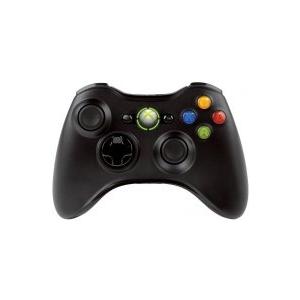 Microsoft XBOX 360 Wireless Controller Black