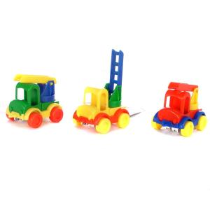 Wader: Létrás teherautó fiús színekben