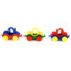 Wader Wader: Veterán autó fiús színekben