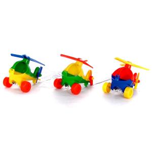 Wader Wader: Helikopter fiús színekben