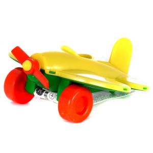 Wader Wader: Repülőgép fiús színekben