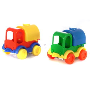 Wader Wader: Tartályos teherautó fiús színekben