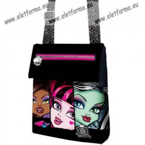 Monster High válltáska, Arcok