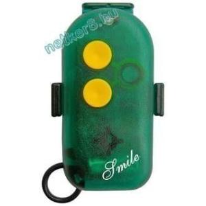 NOLOGO SMILE-C zöld Távvezérlő