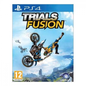 Ubisoft Trials Fusion - PS4