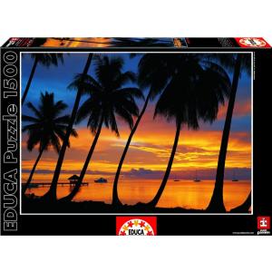 Educa Educa 1500 db-os puzzle - Bora Bora (15527)