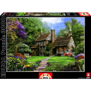 Educa Educa 3000 db-os puzzle - Kőház - D. Davison (15169)