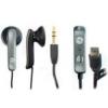 HTC Mystyle vezetékes sztereo headset fekete (36H00839-01M)*
