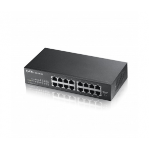 ZyXEL NET ZYXEL GS1100-16 16-port Gigabit Unmanaged Swi