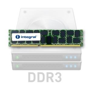 Integral DDR3 ECC REGISTERED Integral 8GB 1333MHz CL9 1.5V R2