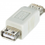 MANHATTAN Hi-Speed USB adapter A anya --> A anya