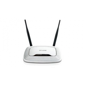 TP-Link TL-WR841ND Wireless 802.11n/300Mbps 2T2R router 4xLAN 1xWAN RP-SMA
