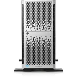 HP ProLiant ML350p Gen8 E5-2650 2.0GHz 8-core 2P 16GB-R P410i HP 8 SFF 750W