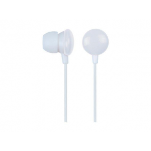 Gembird Stereo In-Earphones MP3 white
