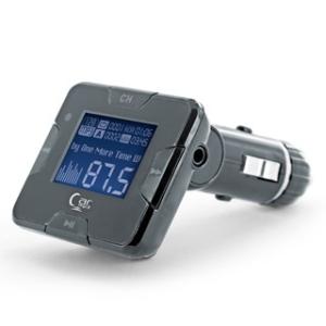 4world Transmitter FM ELITE2 - USB/SD/MMC/Audio | 1.4\'\' | 12/24V