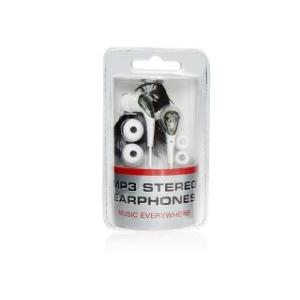 Gembird MP3 fülhallgató 3.5mm jack fehér