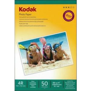 Kodak Paper Kodak Photo 4R 180g 50 sh.