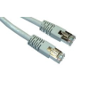 Gembird FTP kat.6 RJ45 patch kábel  15m  szürke
