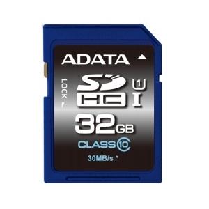 ADATA SDHC UHS-1 32GB Class 10 (Transfer up to 30MB/s) PHOTO/VIDEO memóriakártya