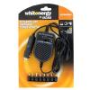 Whitenergy 80W univerzális notebook adapter 12V DC (autós)