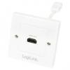 LogiLink - 1 x HDMI csatlakozó aljzat