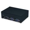 MANHATTAN VGA video splitter 1/2 350 MHz Pro fekete