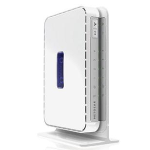 Netgear Wireless N300 Gigabit Router and 4-Port Switch (JNR3000)