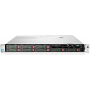 HP ProLiant DL360p Gen8 E5-2630 2.3GHz 6-core 1P 16GB-R P420i SFF 460W PS Base