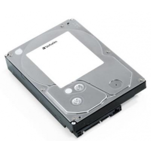 Verbatim Internal HDD SATA3 3 5\'\' 3TB 7200RPM 64MB Cache retail