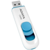ADATA C008 32GB USB 2.0 ( Fehér+Kék ) USB memória