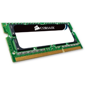 Corsair 4GB  800MHz DDR2  Unbuffered  CL(6-6-6-18) SODIMM
