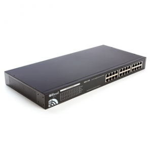 8level GES-24R 19\'\' Rack Switch 24x10/100/1000Mbps