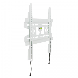 4world LCD 15\'\'- 37\'\' falitartó  SLIM  max 45kg WHT