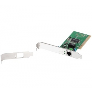 Edimax Technology Edimax 32-bit Gigabit LAN Card RJ45 additional low profile bracket incl.