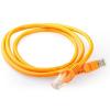 Gembird UTP kat.5e RJ45 patch kábel  0.5m  narancssárga