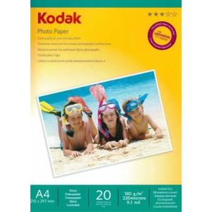 Kodak Paper Kodak Photo A4 180g 20 Sh.