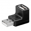MANHATTAN Hi-Speed USB adapter A apa --> A anya  90-fok