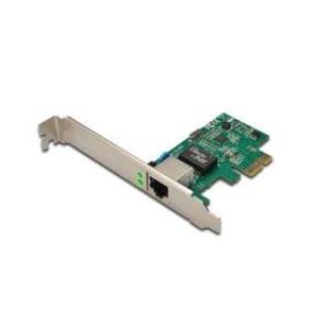 Digitus Gigabit Ethernet PCI Express network card kártya adapter  32-bites