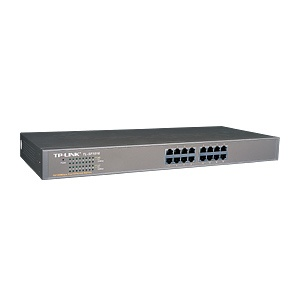 TP-Link TL-SF1016 Switch Rack 16x10/100Mbps